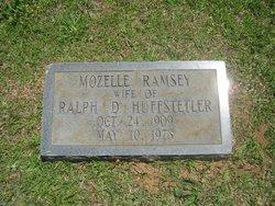 Mozelle <i>Ramsey</i> Huffstetler