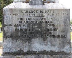 Clarence M Bass