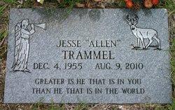 Jesse Allen Trammel