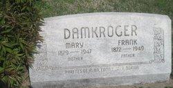 Mary Katherina <i>Bergmeier</i> Damkroger