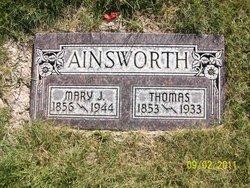 Thomas Ainsworth