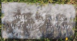 Nellie M Barnes