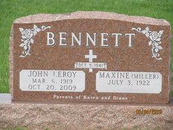 John Leroy Bennett