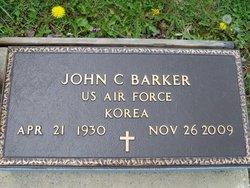 John Cleveland John Barker