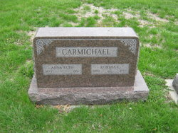 Anna Ruth <i>Moore</i> Carmichael