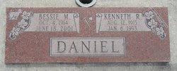 Bessie M Daniel