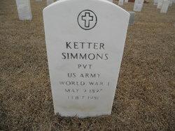 Ketter Simmons