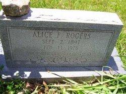 Alice Mae <i>Funk</i> Rogers