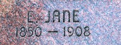 Louisa Jane <i>Adams</i> McFarland