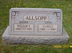 William F. Allsopp