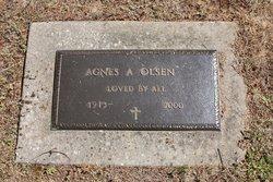 Agnes A. Olsen