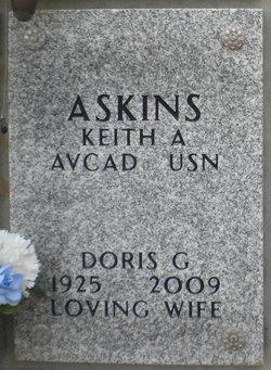 Doris Grace <i>Parker</i> Askins