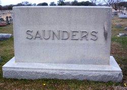 Sarah Jane <i>Claypool</i> Saunders