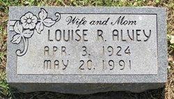 Louise Rosemarie <i>Williams</i> Alvey