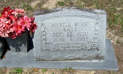 Myrtle <i>Wood</i> Bass
