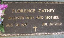 Mary Florence <i>MeHaffey</i> Cathey