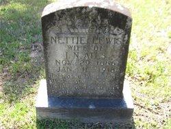 Nettie <i>Lewis</i> Ates