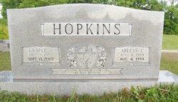 Graple Aletha <i>Grice</i> Hopkins