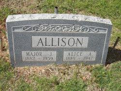 Alice Etna <i>Bailey</i> Allison