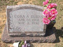 Cora A. <i>Keeton</i> Burns