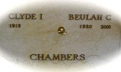 Beulah Mae <i>Cummings</i> Chambers