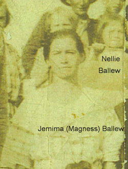 Mima Magness Ballew