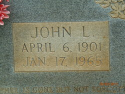 John L Pendergrass