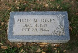 Audie M Jones