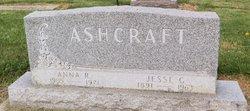 Anna R. <i>Glentzer</i> Ashcraft