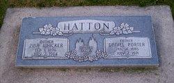 Zina <i>Whicker</i> Hatton