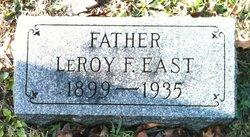 Leroy Franklin East, Sr