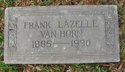 Frank Lazelle Van Horn