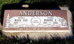 Robert Eugene Bob Anderson