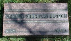 Sheridan William Kenyon