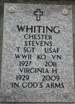 Chester Stevens Whiting