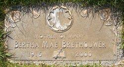 Rev Bertha Mae <i>Blair</i> Brethouwer