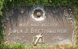Rev Lola June <i>Kimber</i> Brethouwer