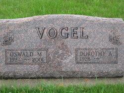 Oswald Maximillion Vogel