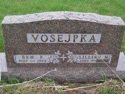 Ben F Vosejpka