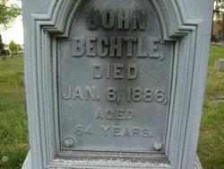 John Bechtle