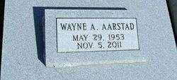 Wayne Alan Aarstad