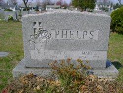 Mary <i>Lagor</i> Phelps