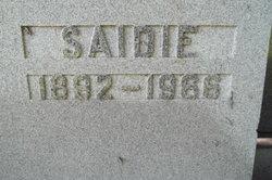 Saidie Heatter