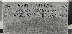 Angelina M <i>Venezia</i> Cusanza