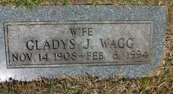 Gladys J Wagg