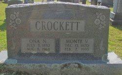 Ona <i>Neill</i> Crockett