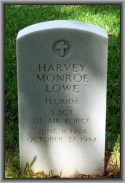Harvey Monroe Lowe, Sr