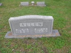 John Shelton Allen, I