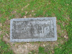 William Joseph Billy Atkinson