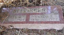 Clyde Edward Bellinger